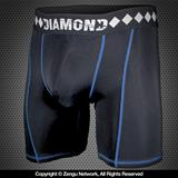 Diamond MMA Compression Shorts (Shorts Only)